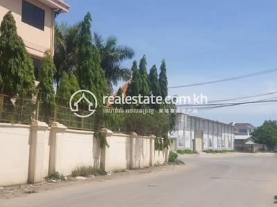 residential Land/Development for sale in Sen Sok ID 140057