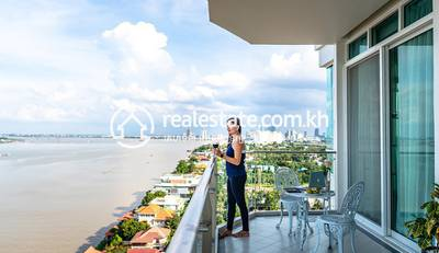 residential Condo for sale in Chroy Changvar ID 144134