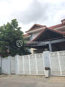 residential Villa1 for rent2 ក្នុង Tonle Bassac3 ID 1367584