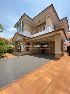 residential Villa1 for rent2 ក្នុង Tonle Bassac3 ID 1374464