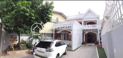 residential Villa for sale in BKK 3 ID 120595