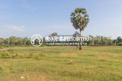 residential Land/Development for sale in Bakong ID 120667