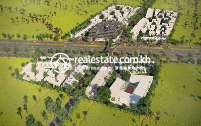 Borey Bakong Village for sale in Bakong ID 108800