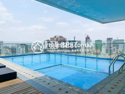 residential Apartment for rent in Tonle Bassac ID 158437