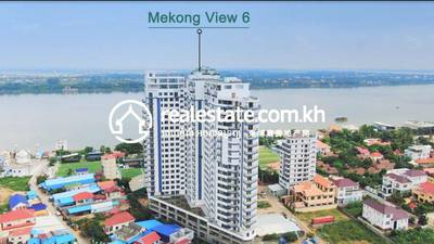 Mekong View Tower 6 for sale in Chroy Changvar ID 139819
