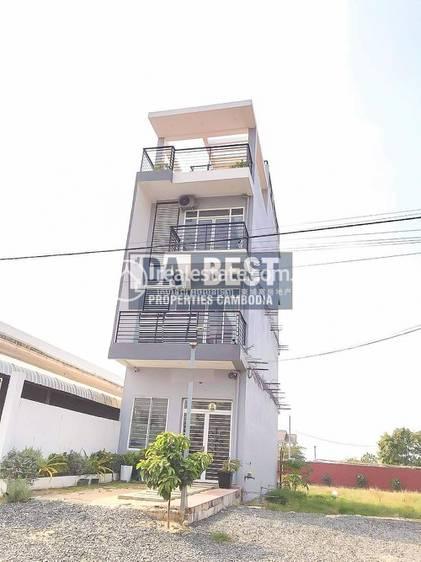 Dabest Properties, Kampong Bay, Kampot, Kampot