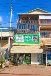 residential Shophouse for sale in Svay Dankum ID 126771