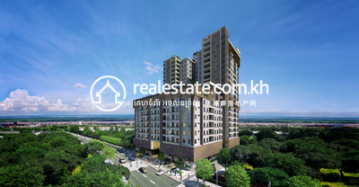PG Dream Residences for sale in Tuol Sangke ID 108521