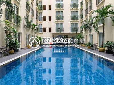 residential Apartment for rent in Wat Phnom ID 182114