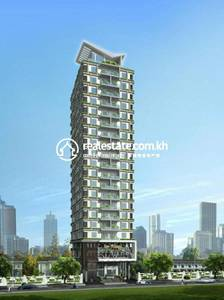 Uptown Condominium for sale in Chroy Changvar ID 134458