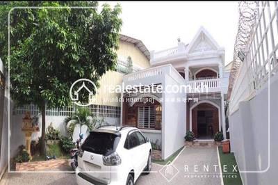 residential Villa for sale in BKK 3 ID 135693