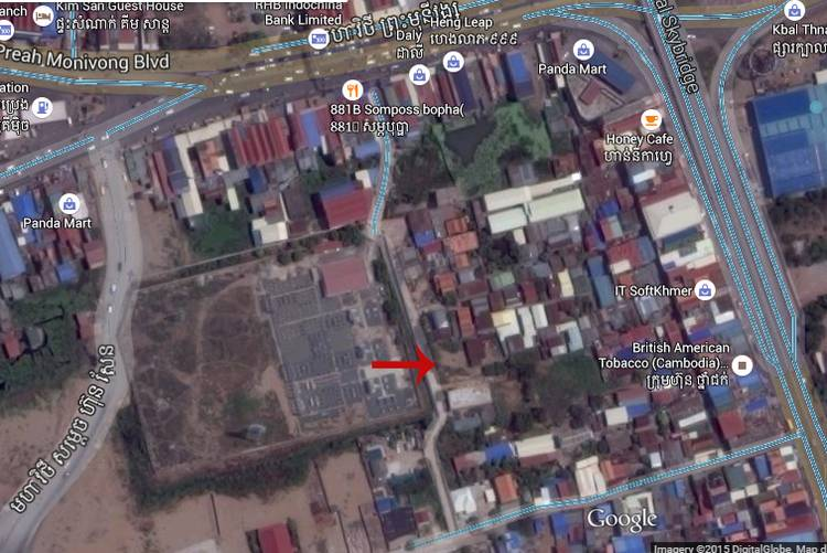 land Residential for rent in Chak Angrae Leu ID 26432 1