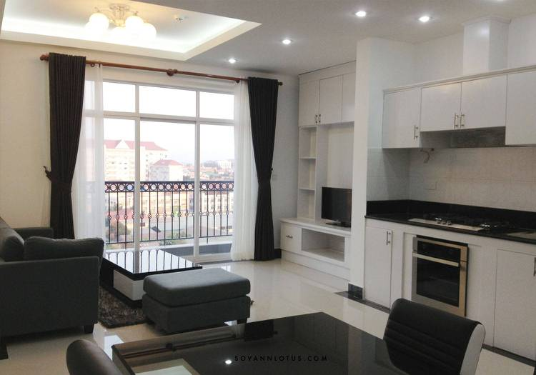 residential ServicedApartment for rent in Toul Tum Poung 1 ID 28568 1