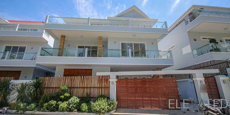 residential Villa for sale & rent in Tonle Bassac ID 23623 1