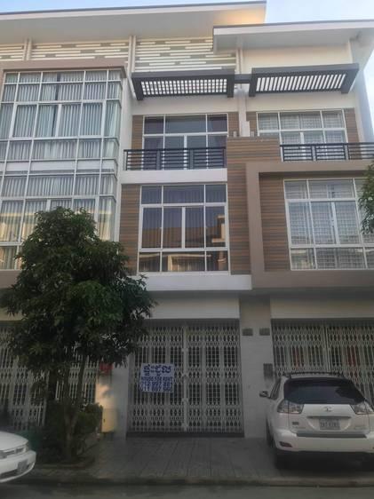 commercial Shophouse1 for rent2 ក្នុង Boeung Tumpun3 ID 898614 1