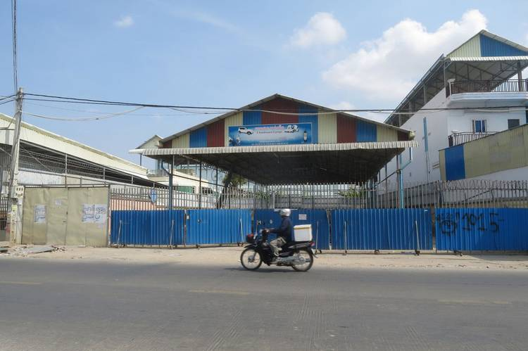 commercial Warehouse for rent in Phnom Penh Thmey ID 99060 1