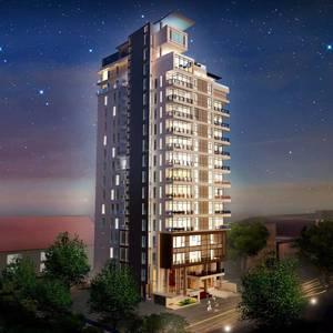 Aura Condominium for rent in Boeng Reang ID 77060