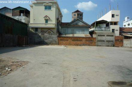 land Residential for sale in Toul Tum Poung 1 ID 12435 1