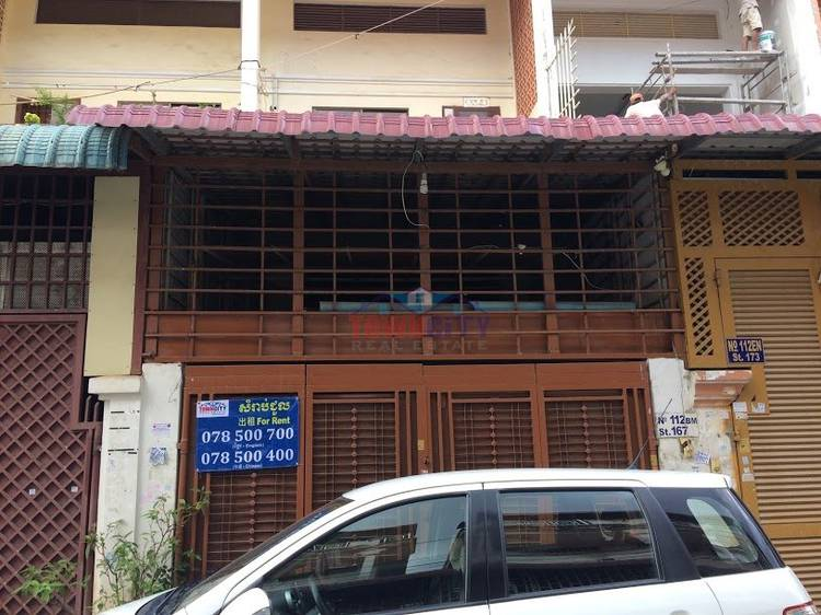 residential House for rent in Phnom Penh ID 98064 1
