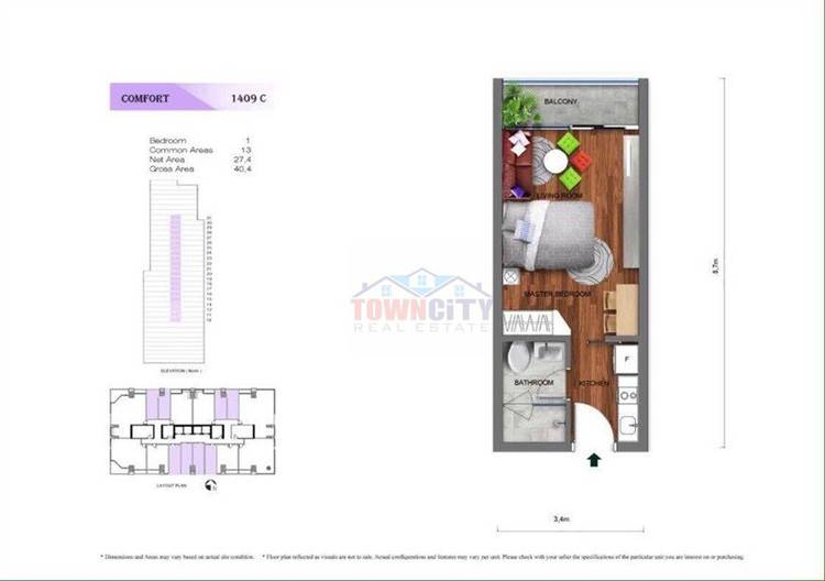 residential Apartment for sale in Tonle Bassac ID 98239 1