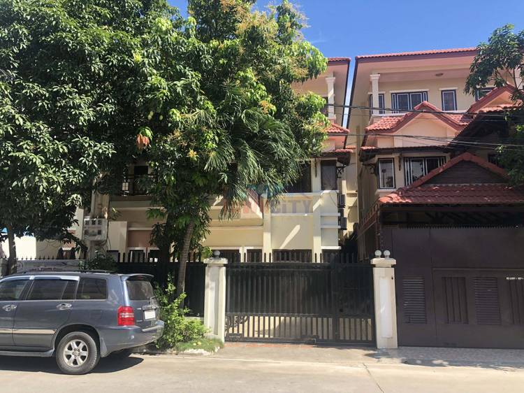residential House for rent in Phnom Penh ID 98444 1