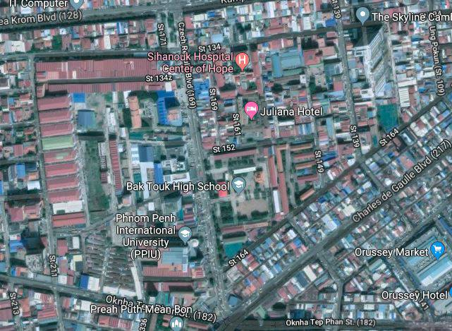 residential Land/Development for sale in Veal Vong ID 89470 1