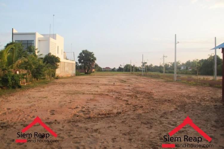 Plot Land for sale at Siem Reap