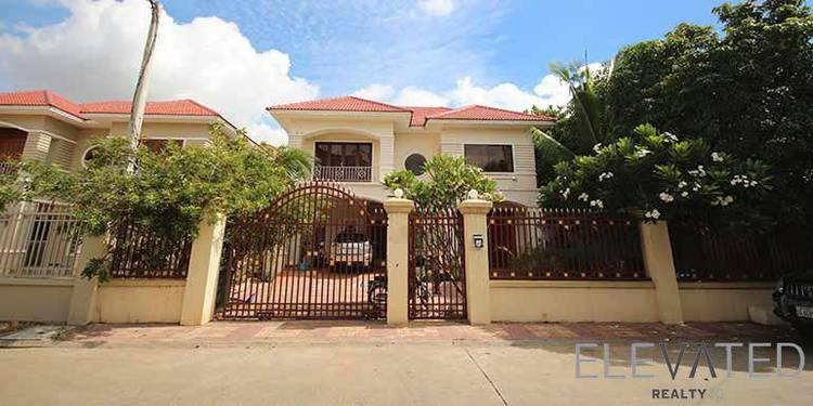 residential Villa for sale & rent in Chroy Changvar ID 23327 1