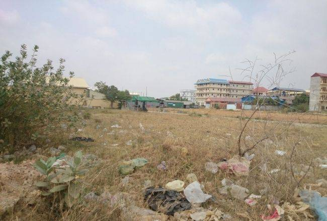 land Residential for rent in Tuol Sangke ID 44153 1