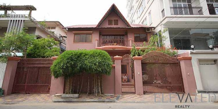 residential Villa for sale & rent in Toul Tum Poung 1 ID 23563 1