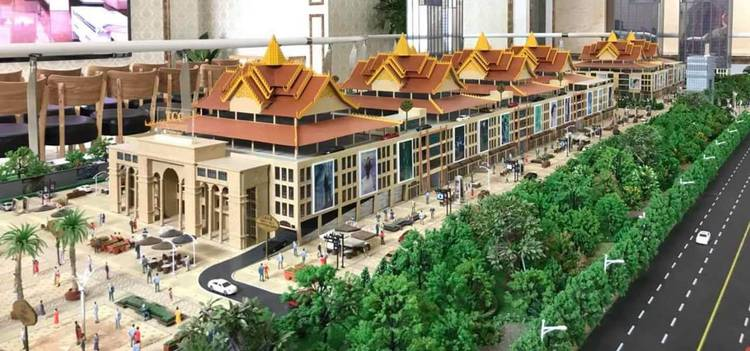 commercial Shophouse for sale in Russey Keo ID 87274 1