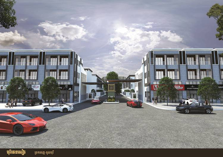 residential Shophouse for sale in Svay Pak ID 88044 1