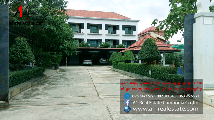 residential House for rent in Siem Reab ID 81219 1
