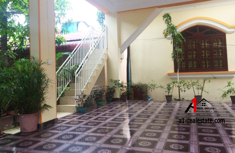 residential House for rent in Siem Reab ID 81460 1