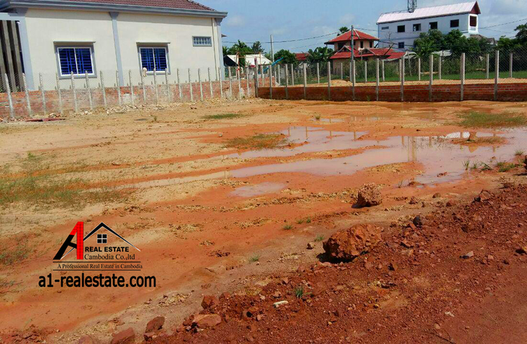 residential Land/Development for sale in Siem Reab ID 84797 1