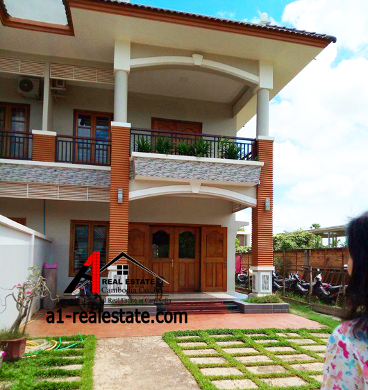 residential House for sale & rent in Siem Reab ID 85000 1