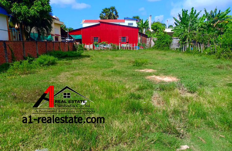 residential Land/Development for sale in Siem Reab ID 85211 1
