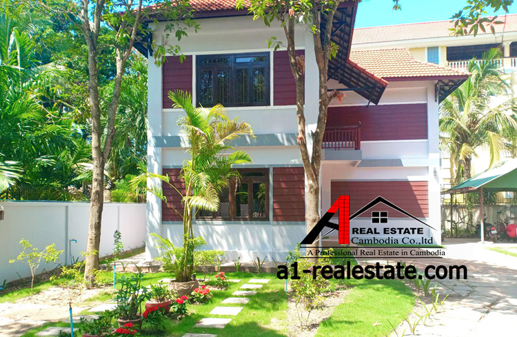 residential House for rent in Siem Reab ID 85277 1