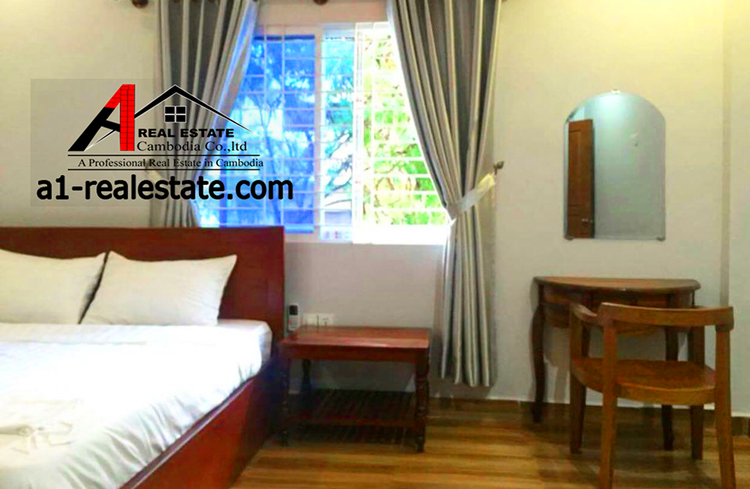 residential Apartment for rent in Siem Reab ID 85323 1