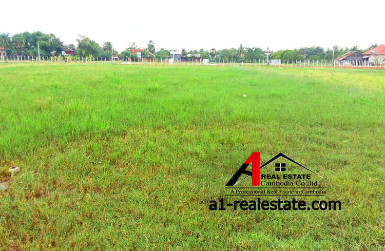 residential Land/Development for sale in Siem Reab ID 85352 1