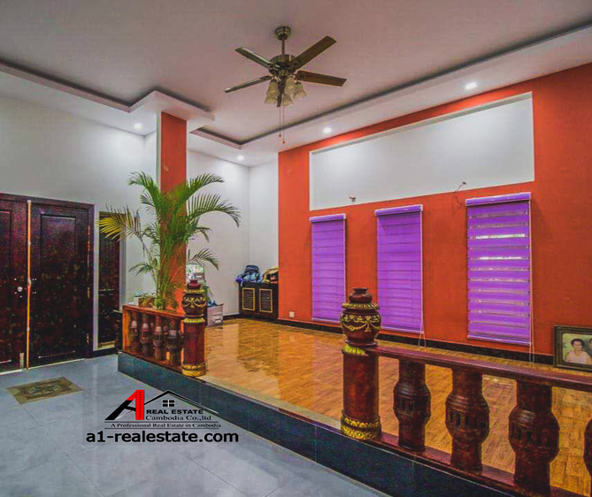 residential House for rent in Siem Reab ID 86108 1