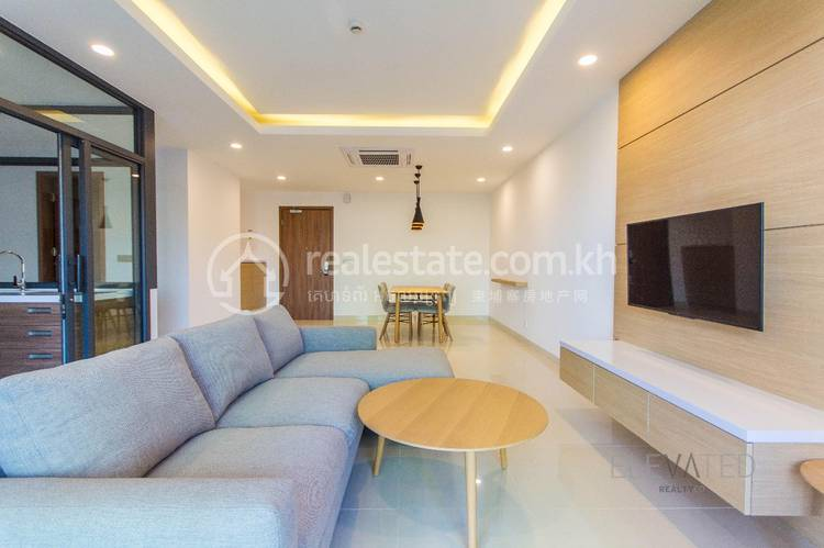 residential Apartment for rent in Tonle Bassac ID 102016 1