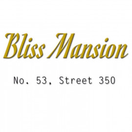 Bliss Mansion Apartment